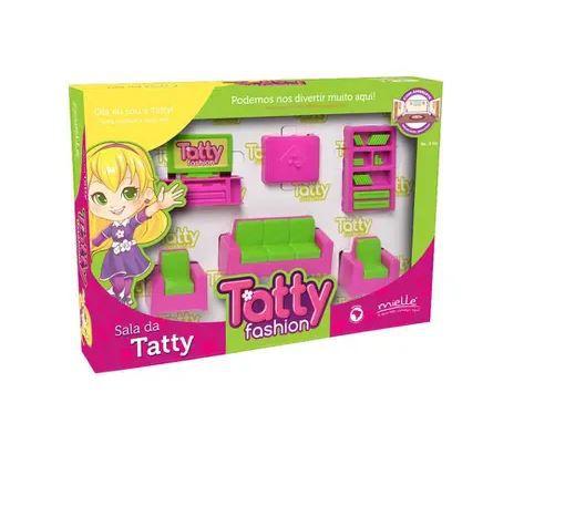 Mini Sala Tatty Fashion - Mielle