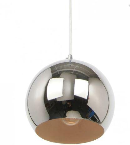 Pendente Orbit 1 Cromado - Startec Iluminação