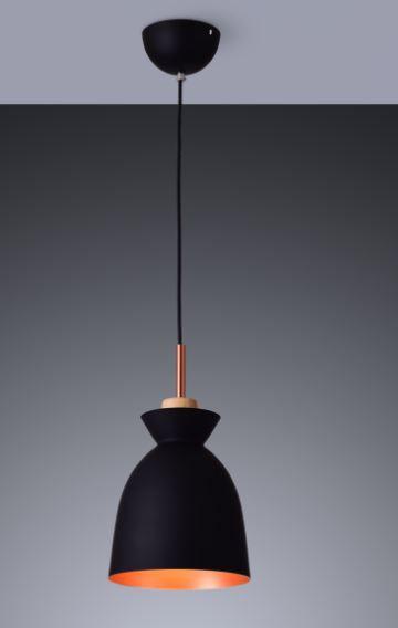 Pendente RPX Trend M3 Preto - Startec Iluminação  SEM ESTOQUE