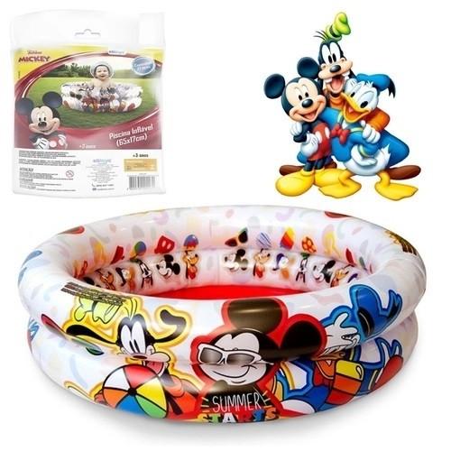 Piscina Inflável Mickey 37 Litros