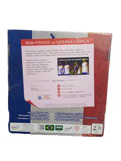 Quebra-Cabeça 200 Peças Bahia