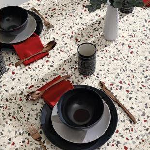 Toalha de Mesa Athenas Clean (EVELYN 01)