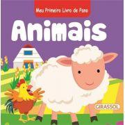 MEU PRIMEIRO LIVRO DE PANO: ANIMAIS
