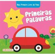 MEU PRIMEIRO LIVRO DE PANO: PRIMEIRAS PALAVRAS