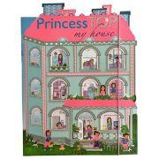 Princess top my house (com adesivos)