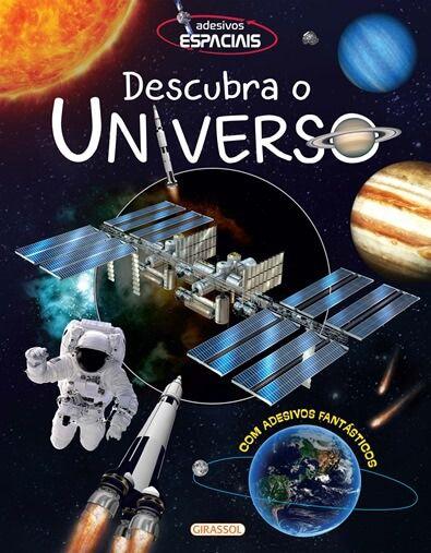 ADESIVOS ESPACIAIS: DESCUBRA O UNIVERSO