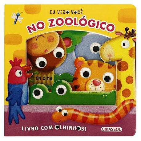 EU VEJO VOCÊ: NO ZOOLÓGICO