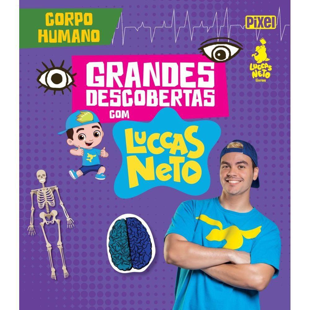 Grandes descobertas com Luccas Neto