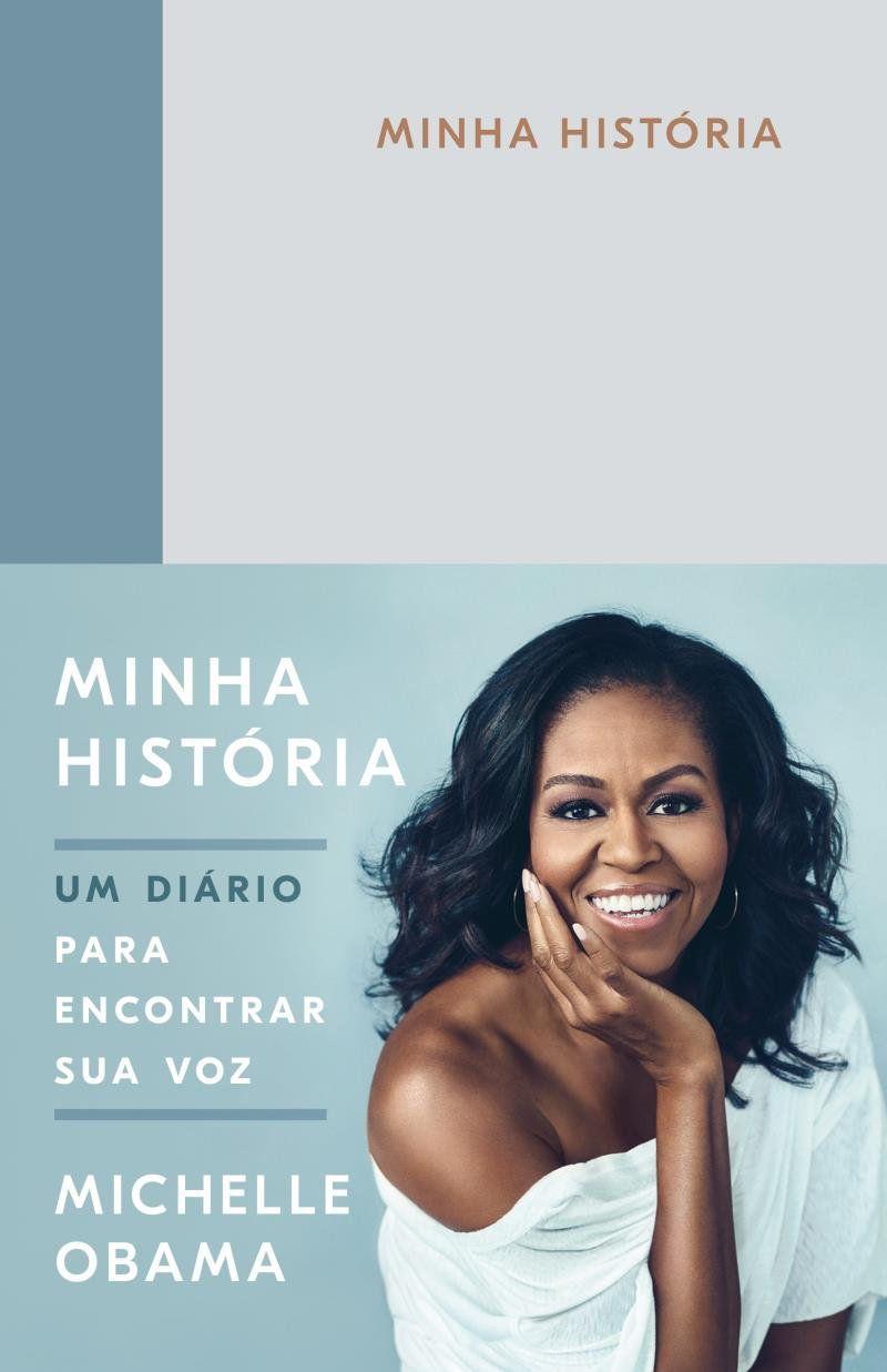 Minha História - Um Diário Para Encontrar A Sua Voz