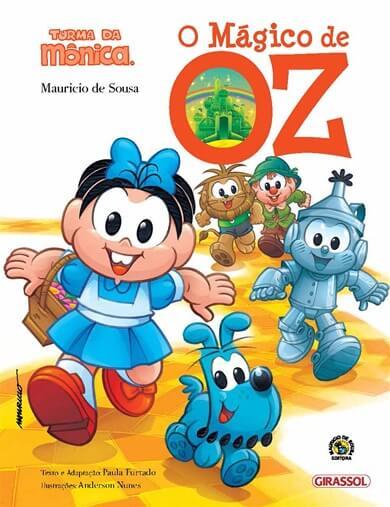 Turma da Mônica - O Mágico de Oz