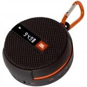 Caixa de Som Bluetooth JBL Wind 2 IPX7 com Suporte para Bike Moto Rádio FM Entrada para Cartão AUX
