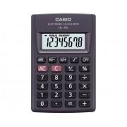 Calculadora de Bolso CASIO HL-4A Preta 8 Dígitos Pequena Visor Grande Original