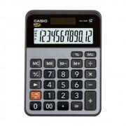 Calculadora de Mesa CASIO MX-120B 12 Dígitos Visor Grande Alimentação Solar e à Pilha Função Mark Up