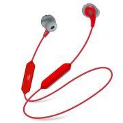 Fone de Ouvido esportivo JBL Endurance Run  Bluetooth Verdmelho intra-auricular à prova de suor