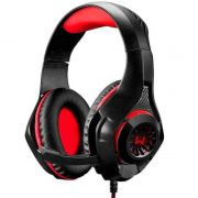 Fone de Ouvido Headset Gamer com LED Warrior Multilaser PH219