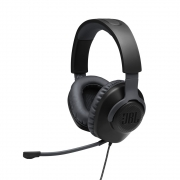 Fone de Ouvido JBL Quantum 100 Headset Gamer Headphone com Microfone Destacável e Controle de Volume