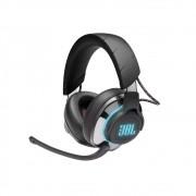 Fone de Ouvido JBL Quantum 800 Gamer Wireless 2.4GHz Bluetooth 5.0 com Cancelamento de Ruídos Ativo