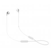 Fone de Ouvido JBL Tune 215 Bluetooth Branco Pure Bass Earbuds Sem Fio Microfone 215BT JBLT215BTWHT