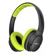 Fone de Ouvido Philips SH402 Bluetooth Verde Preto Sem Fio ActionFit Resistente ao Suor TASH402LF/00
