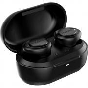 Fone de Ouvido Philips TAT1215 Preto Bluetooth 5.1 Sem Fio TWS Resistente à Água IPX4 TAT1215BK