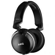 Fone De Ouvido Profissional AKG K182 Sistema Fechado para Retorno Monitoramento de Som