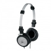 Fone de Ouvido Profissional AKG K414P Mini Headphone Dobrável Universal P2 Som Hi-Fi Volume Alto