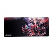 Mouse Pad Gamer Big Bright 0460 Grande 70 x 30 cm Anti Derrapante Alta Performance e Precisão