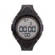 Relógio Masculino Mormaii Wave Preto Digital À Prova D'água Marca-Passo Cronógrafo Alarm MOM14810/8B