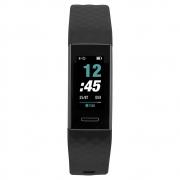 Relógio Smartband Mormaii Fit Sport Preto Monitor Cardíaco de Batimentos Sono Passos MOID151AA/8P