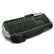 Teclado Gamer Metal War Multilaser TC189