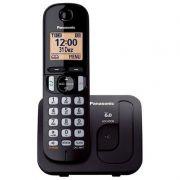 Telefone Digital Sem Fio Panasonic KX-TGC210LBB