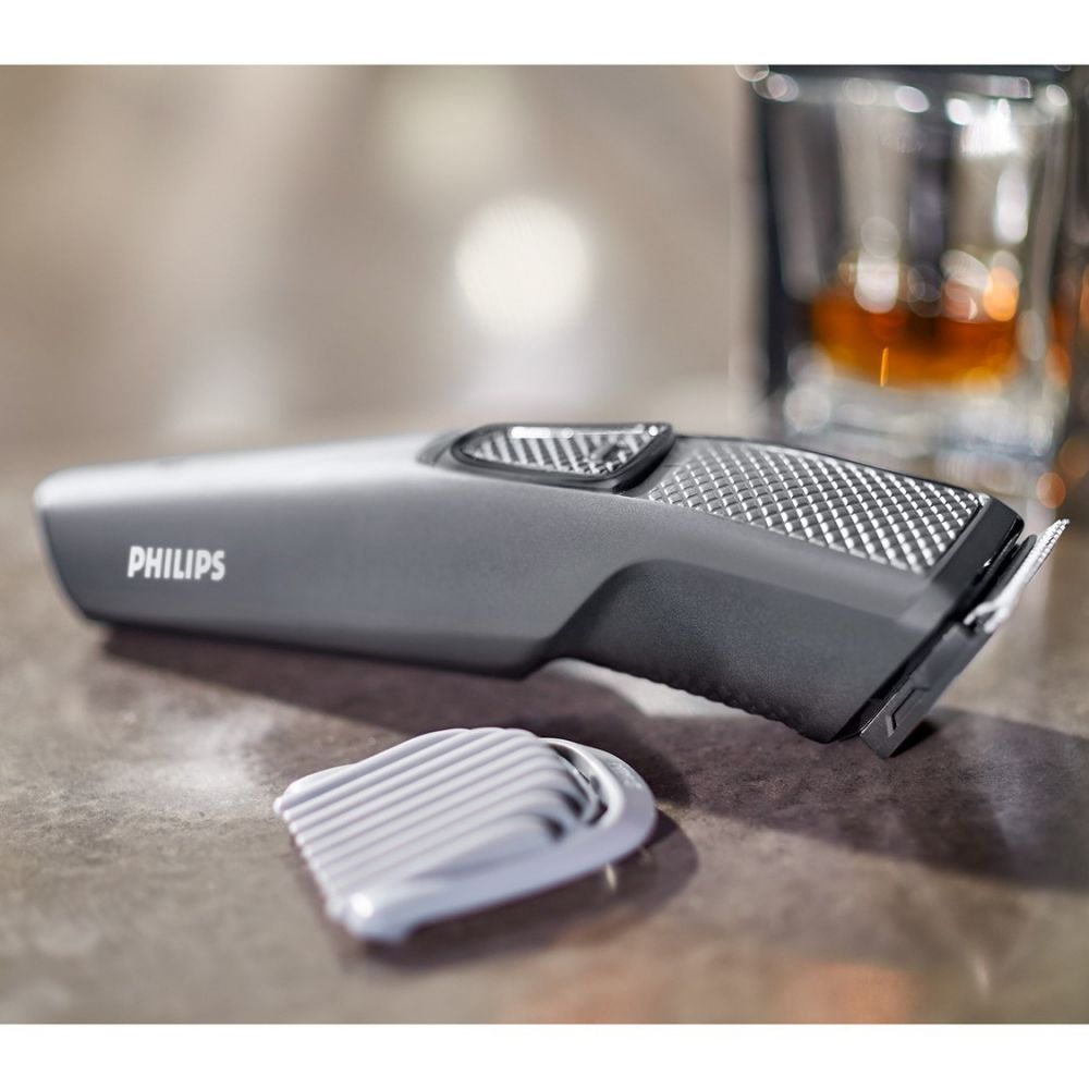 Aparador de Barba Philips BT1209 Barbeador Beard Trimmer Series 1000 com Bateria Recarregável