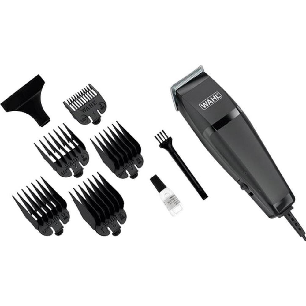 Aparador Wahl Easy Cut Preto Máquina de Cortar Cabelo e Barba