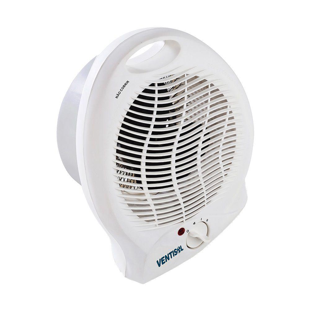 Aquecedor Ventisol A1-02 2000W 220V com Ventilador Desumidificador e Aquecimento de Ambientes