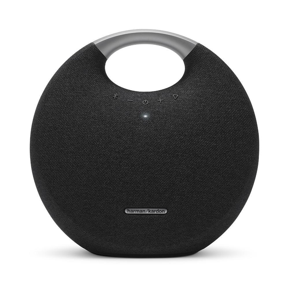 Caixa de Som Bluetooth Harman Kardon Onyx Studio 5 Preta 50 Watts RMS com Bateria 8 Horas de Música