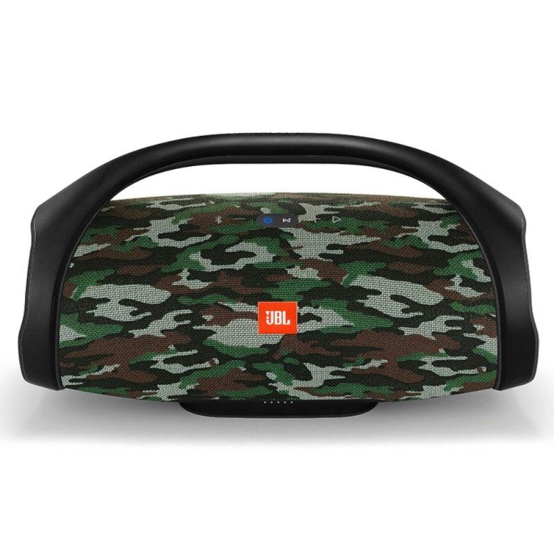 Caixa de Som Bluetooth JBL BOOMBOX Camuflada Speaker Portátil