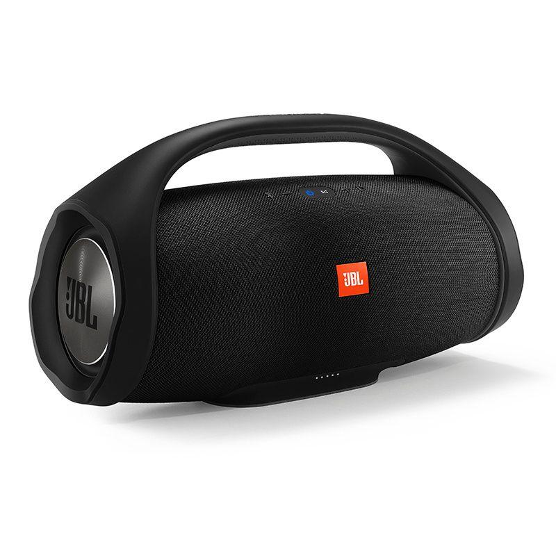 Caixa de Som Bluetooth JBL BOOMBOX Preta Speaker Portátil