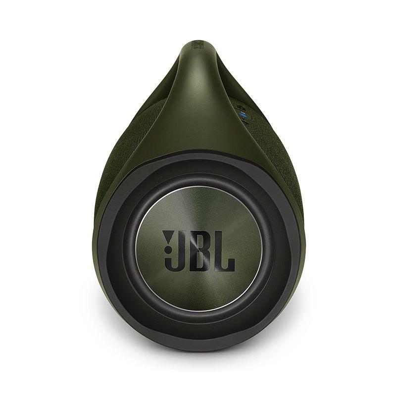 Caixa de Som Bluetooth JBL BOOMBOX Verde Speaker Portátil