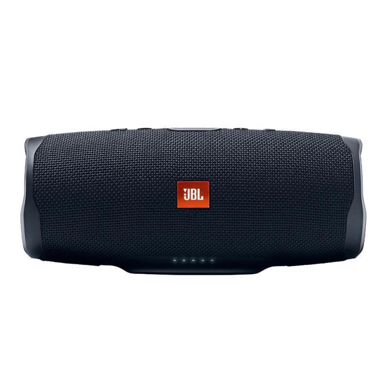 Caixa de som Bluetooth JBL Charge 4 Preta a prova d'água 20 horas de reprodução