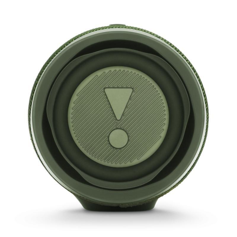 Caixa de som Bluetooth JBL Charge 4 Verde a prova d'água 20 horas de reprodução