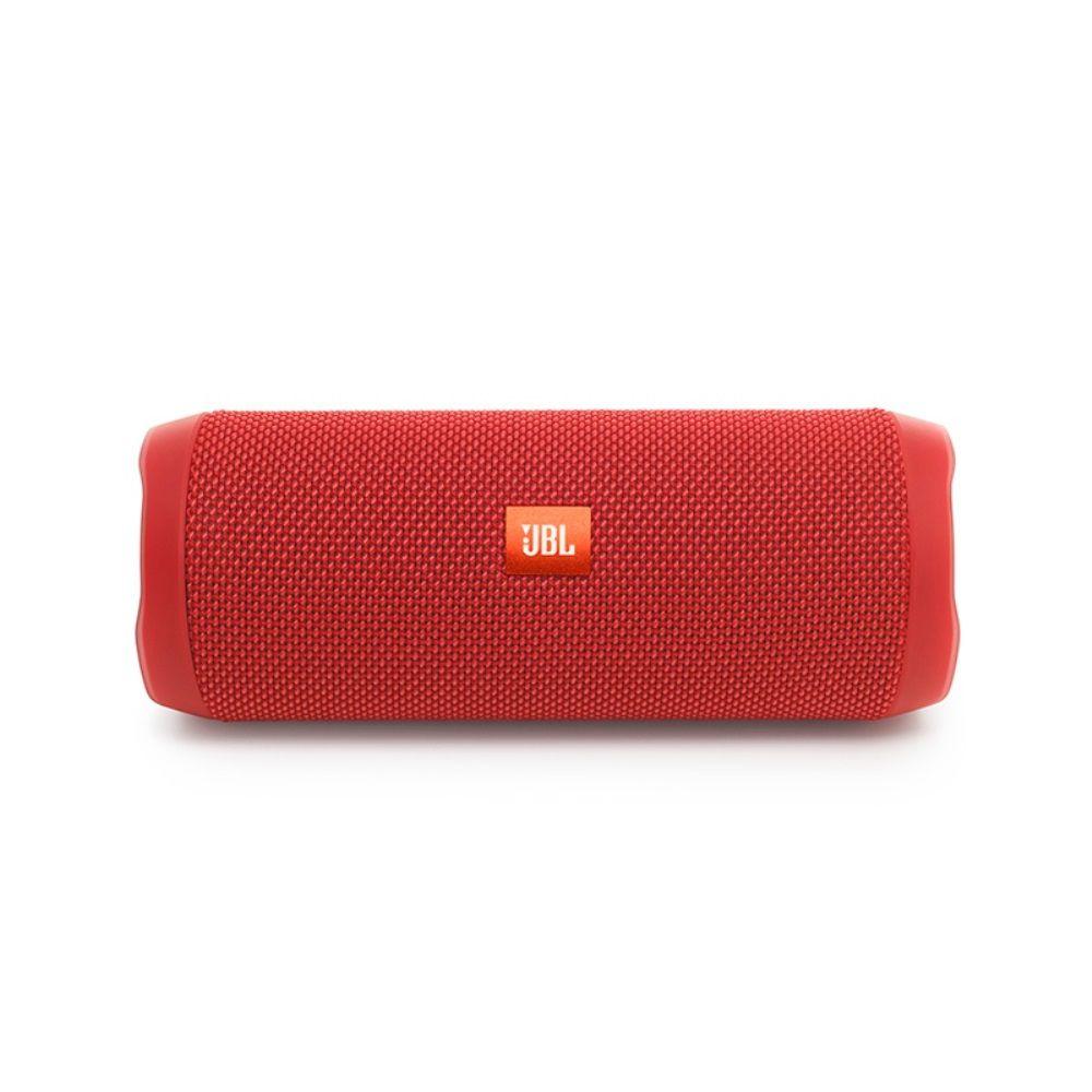 Caixa de Som Bluetooth JBL FLIP 4 Vermelha à Prova D'água
