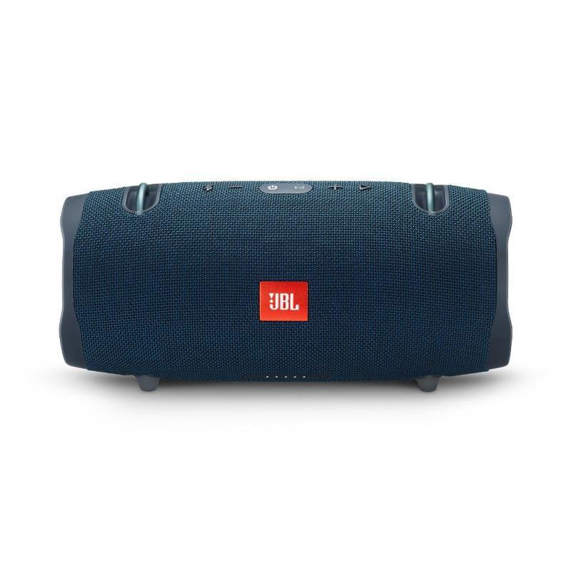Caixa de Som Bluetooth JBL Xtreme 2 Blue Azul 40 Watts RMS À Prova D'água com Bateria 15 horas