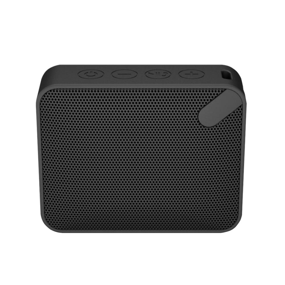 Caixa de Som Bluetooth Multilaser Surf SP346 Preta TWS com Entrada para Cartão Micro SD MP3 Player