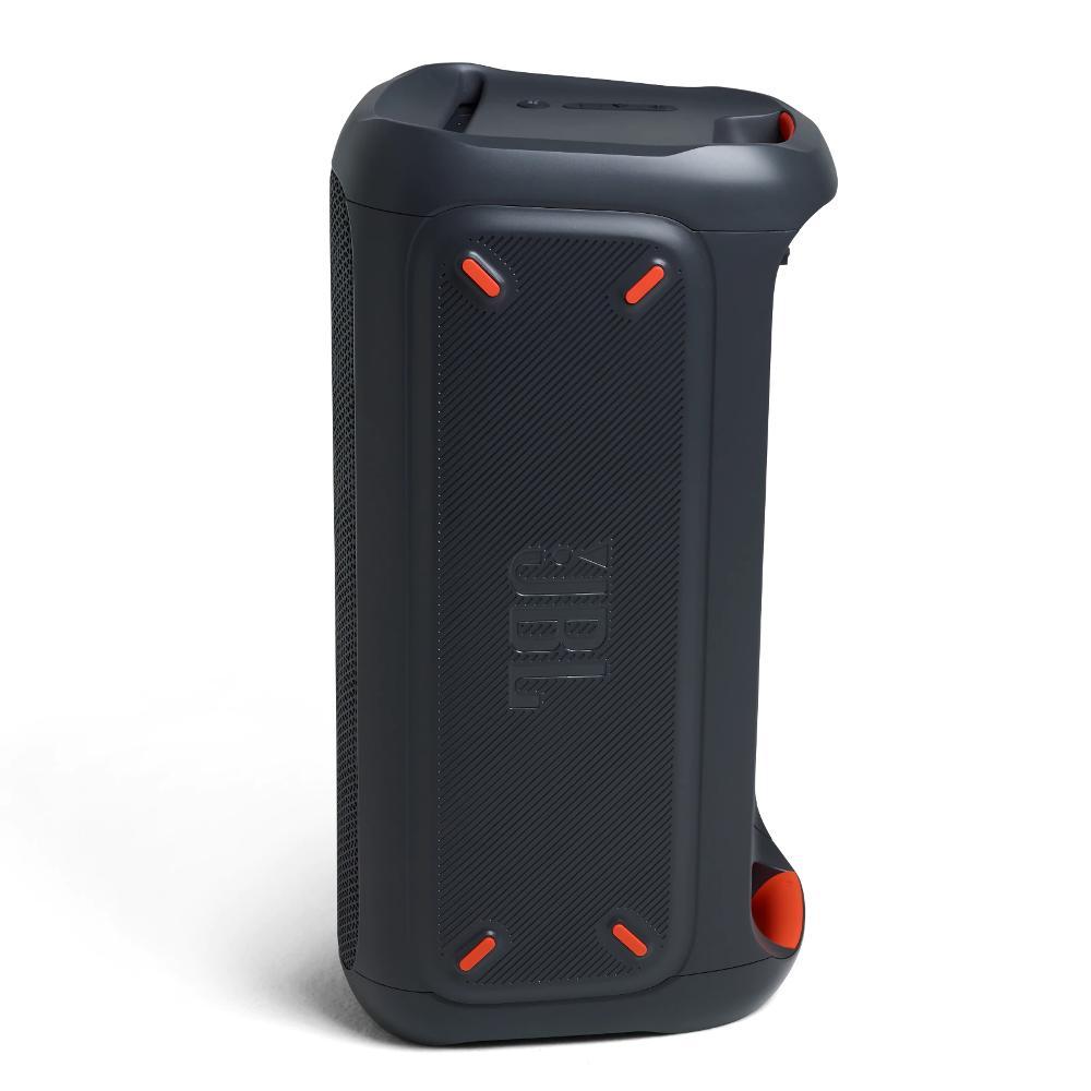 Caixa de Som JBL PartyBox 100 Bluetooth com Bateria Entrada USB Microfone Violão Guitarra Party Box