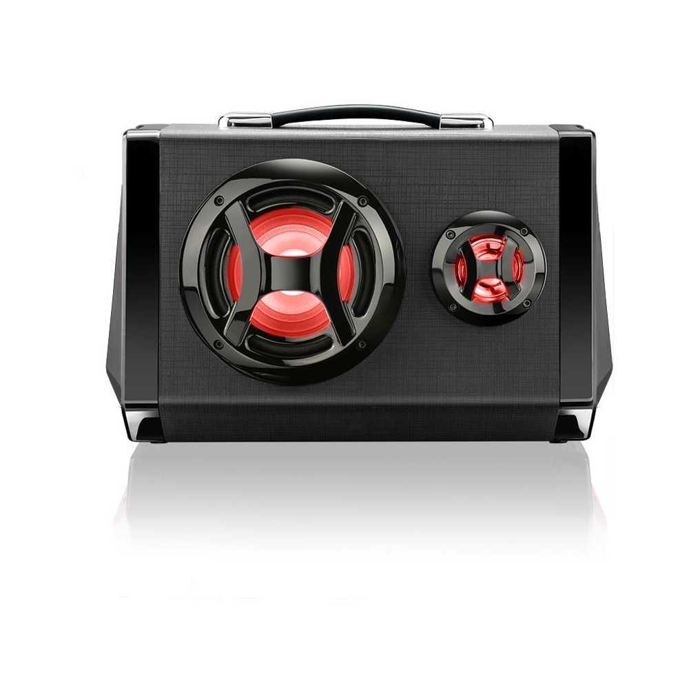 Caixa De Som Multiuso com Bluetooth e Microfone Multilaser SP217