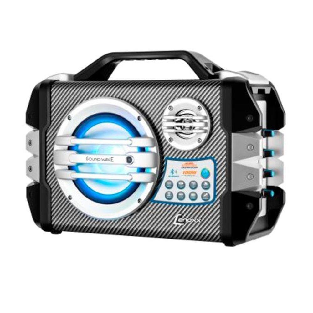 Caixa de Som Portátil Sound Wave Lenoxx CA-305