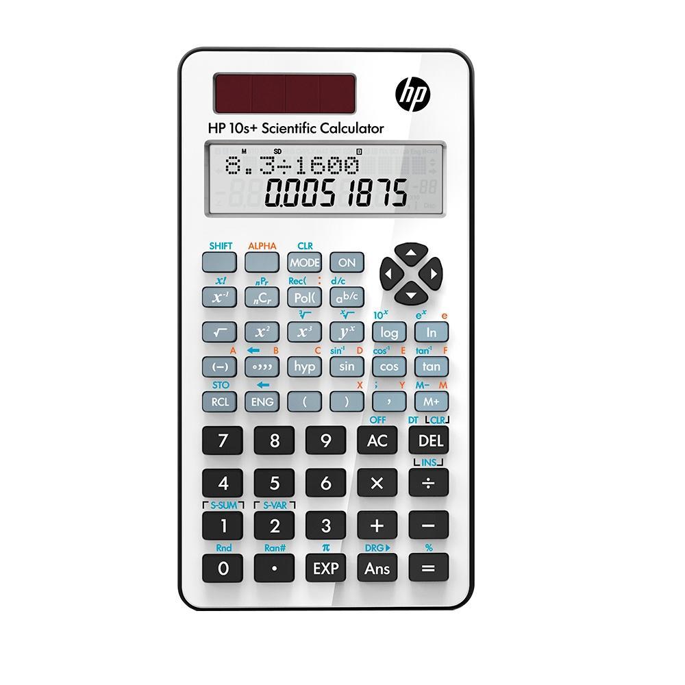 Calculadora Científica HP 10S+ 240 Funções