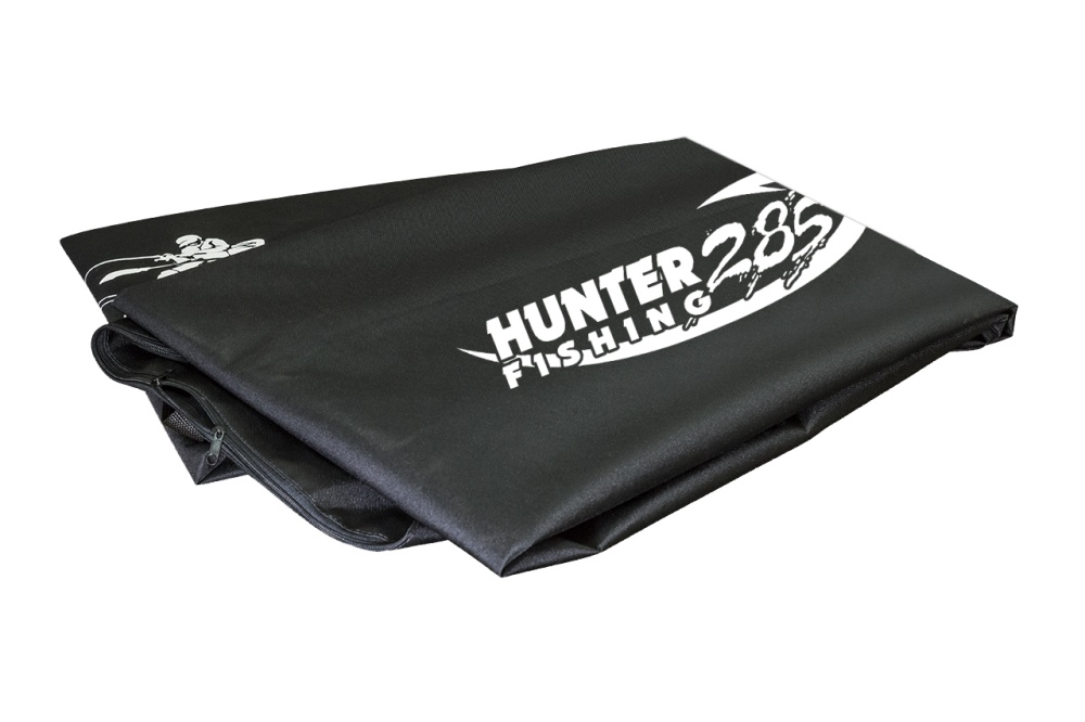 Capa Protetora para Caiaque Hunter 285 Brudden Náutica Hunter Fishing 285 Original Nylon Resistente