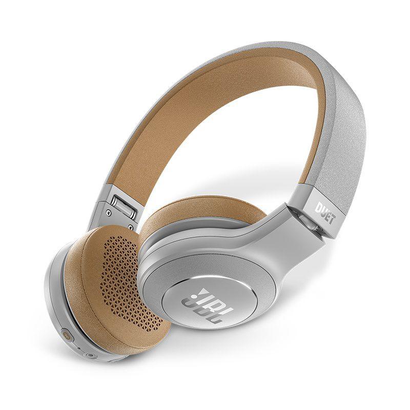 Fone de Ouvido Bluetooth JBL DUET BT Cinza