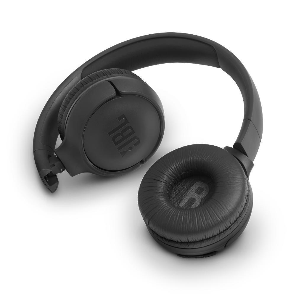 Fone de Ouvido Bluetooth JBL Tune 500 BT Preto Headset Headphone sem fio com Microfone